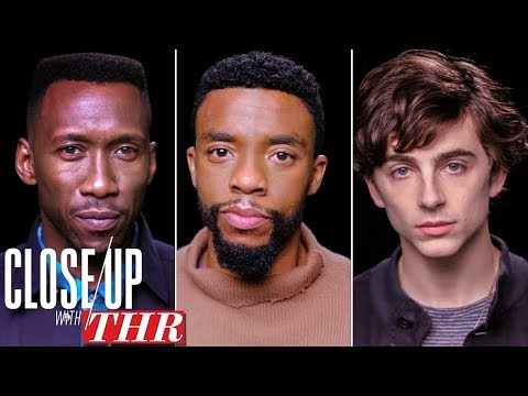 Actors Roundtable: Chadwick Boseman, Timothée Chalamet, Mahershala Ali, Viggo Mortensen | Close Up
