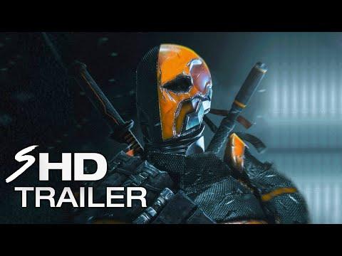 THE BATMAN (2018) - Deathstroke Teaser Trailer BEN AFFLECK, JOE MANGANIELLO (Fan Made)