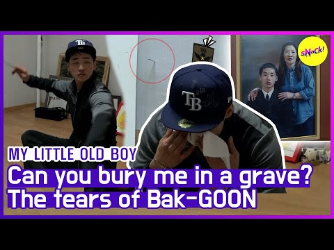 """[HOT CLIPS] [MY LITTLE OLD BOY] Welcome to """"trooptop(rooftop)""""!  Bak-GOON's new house🏠 (ENG SUB)"""