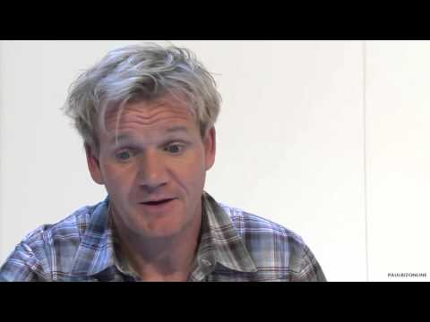 Career Advice - Gordon Ramsay