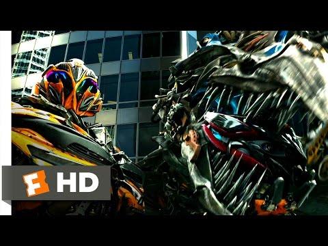 Transformers: Age of Extinction (8/10) Movie CLIP - Dinobot Reinforcements (2014) HD