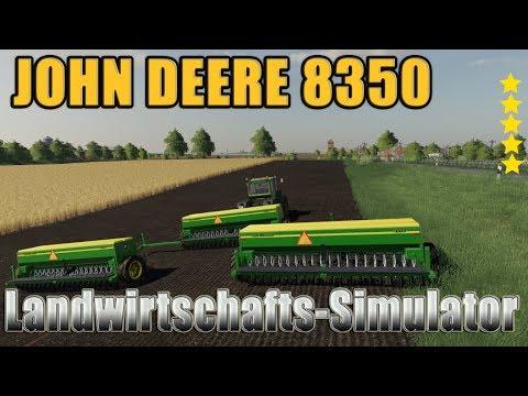 John Deere 8350 v1.0.0.1