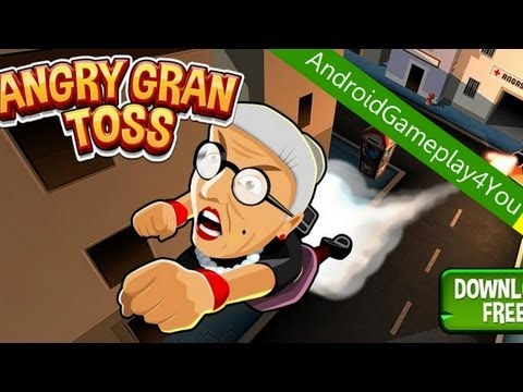 Angry Gran : Global Assault Android
