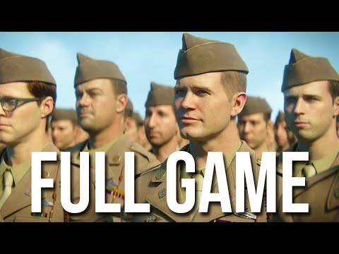 Call of Duty WWII - THE FULL GAME (видео)