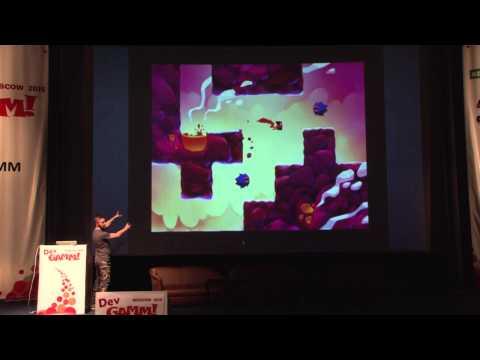 Алексей Атомский (Zeptolab) - Особенности игровой графики на примере King of Thieves