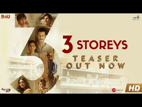 3 Storeys Official trailer of upcoming bollywood movie