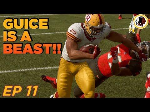Jameis Being Jameis.. | Madden 19 Franchise - Washington Redskins | Ep 11