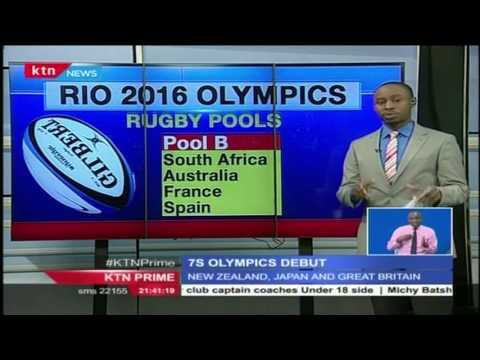 2016 Rio Olympics world rugby