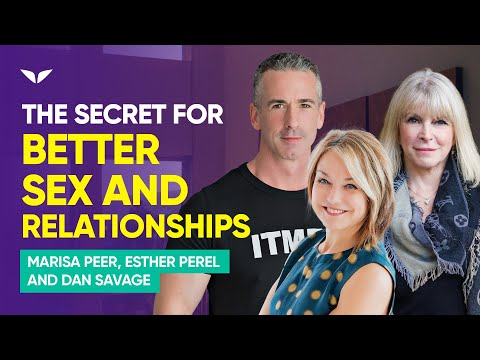 Love, Lust & Commitment In The Digital Age | Esther Perel, Dan Savage, Marisa Peer & Vishen Lakhiani