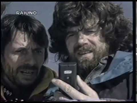 Greenland. The Long way. Reinhold e Hubert Messner | Servizio TG1, 1993.