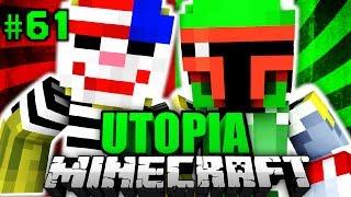 ULTIMATIVER ANGRIFF auf IVAN?! - Minecraft Utopia #061 [Deutsch/HD] Video