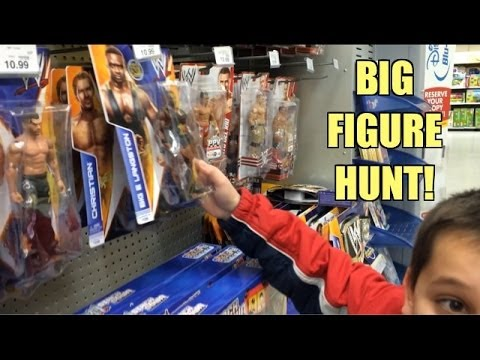Toy Store - Save 10% on your wrestling figures with promo Code