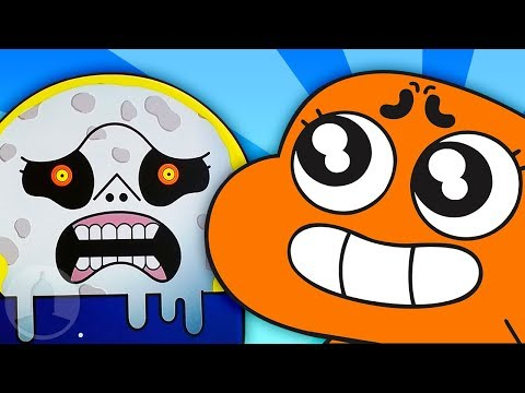 Nintendo References in The Amazing World Of Gumball! (Tooned Up S5 E50) | Channel Frederator
