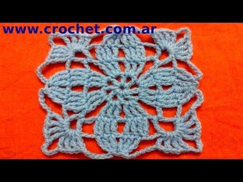 Tejidos a Crochet Paso a Paso Crochet Tutorial Paso a