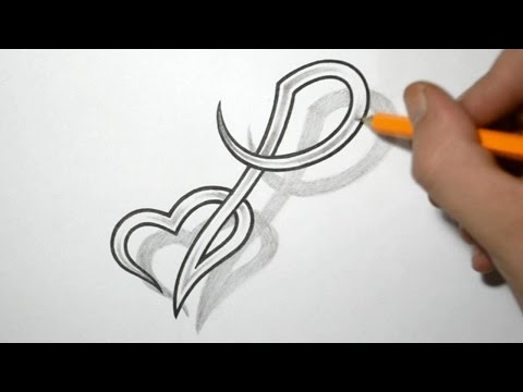 K and b tattoo tattoo collections letter k and heart combined tattoo design ideas for initials thecheapjerseys Gallery