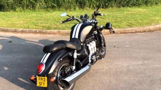 2. Triumph Rocket 3 Roadster