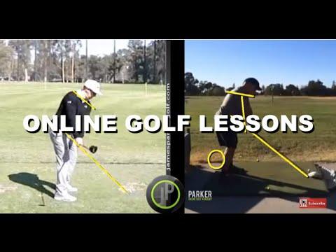 James Parker Golf | Sample Lesson