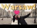 Варшава! Супермаркет, центр и национальная еда! Dos Vlog #149 | Влог