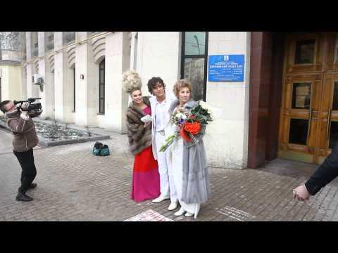 Эксклюзив СтарХита: Свадьба Прохора Шаляпина и Ларисы Копенкиной