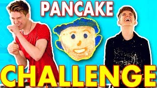 Video The Pancake Challenge SIBLING TAG | Collins Key MP3, 3GP, MP4, WEBM, AVI, FLV Desember 2018