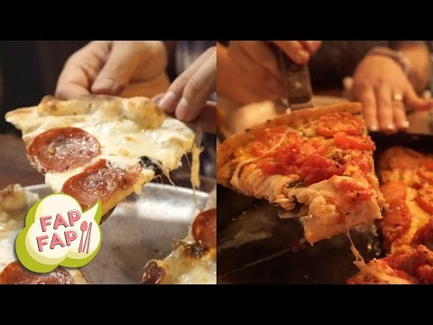 Chicago & New York Pizza Battle It Out, Which City Has The Best Pizza? (VIDEO)