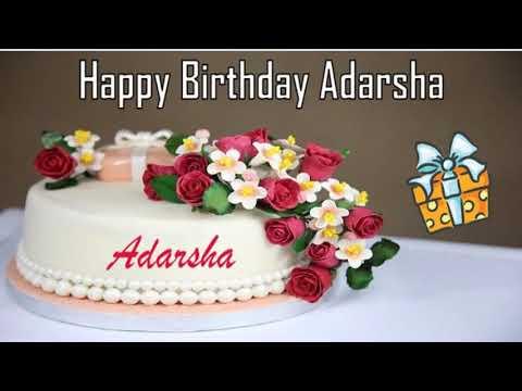Happy birthday quotes - Happy Birthday Adarsha Image Wishes