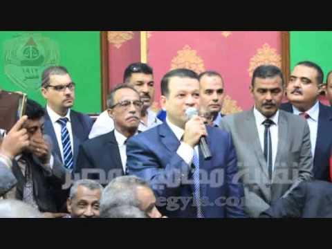 عاشور يشهد أعمال تطوير مقر نقابة القاهرة بدار القضاء العالى