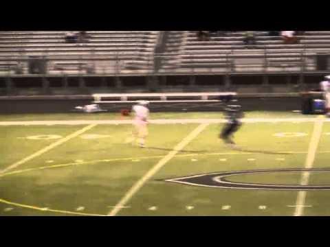 Connally Freshman Football A team vs Hendrickson 9-22-11 First Half
