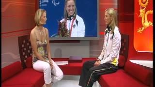 Interview mit dem ZDF in Peking 2008