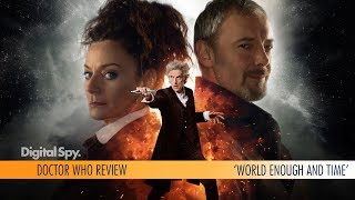 Morgan Jeffery reviews part one of the Doctor Who series ten finale - 'World Enough and Time', featuring the return of John Simm as The Master'.Follow Digital Spy on Twitter at http://twitter.com/digitalspyLike Digital Spy on Facebook at http://fb.com/digitalspyuk