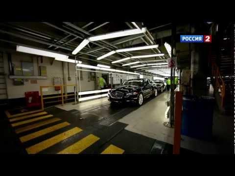 Jaguar XKR-S Как собирают автомобили Jaguar // АвтоВести 27