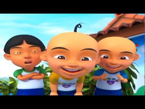 UPIN & IPIN 2012 (Season 6) - Taman Mesra (EPISODE 12) - HIGH QUALITY!