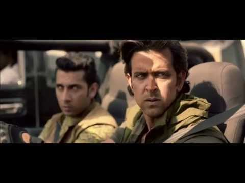 FLC Models & Talents -Print Campaigns - Mountain Dew New Commercial - Hrithik Roshan