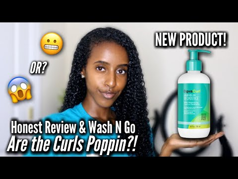 New hairstyle - *NEW* DEVACURL DECADENCE LEAVE IN REVIEW  Natural Hair Wash N Go & Honest Review  Lydia Tefera
