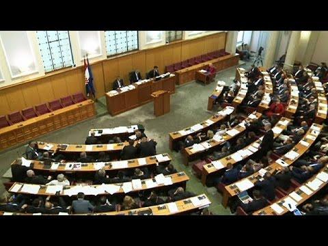 Κροατία: «Διαλύθηκε» η Βουλή – Πρόωρες εκλογές το Σεπτέμβριο