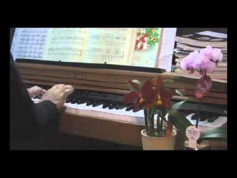 ベートーベント長調のメヌエット - ベートーベン/ト長調のメヌエットを弾いてみました.