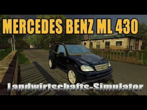 Mercedes BENZ ML 430 v2.0