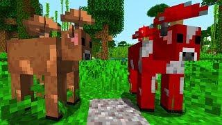 Neues Update! Neue Pilzkühe & mehr! - Snapshot 19w08a - Minecraft 1.14 Update