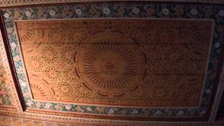 Morocco_Marrakesh_Bahia_Palace_Saadian_Tombs_10_1_15_4