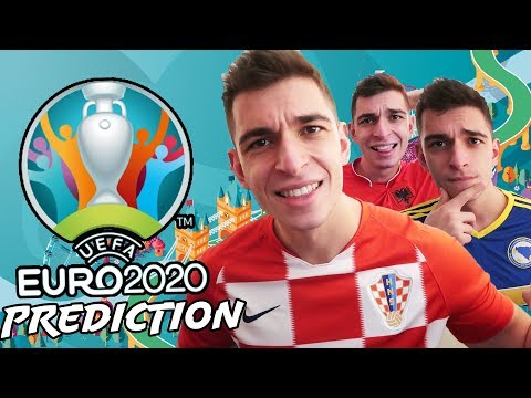 EURO 2020 Qualifiers PREDICTION