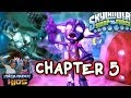 Let's Play Skylanders Swap Force: Part 7 - Jungle Rumble (Evil Glumshanks Boss Battle) Face Cam