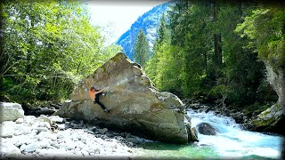 The Most Beautiful Boulder. by Mani the Monkey
