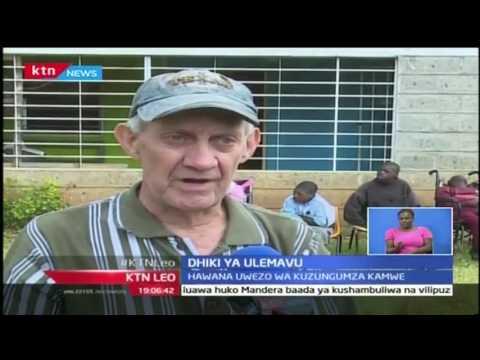 KTN Leo Action aid hivi leo limezindua mchango wa kutafuta fedha za kujenga hifadhi ya wasichana