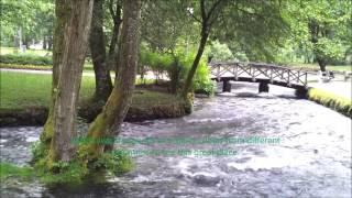 فيديو نبع البوسنة في إيليجا، سراييفو