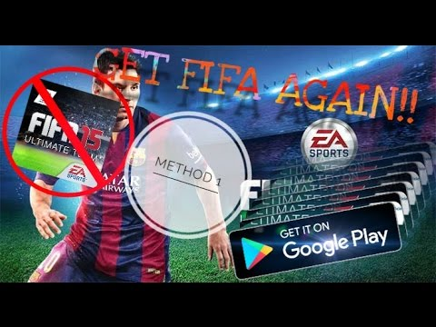 How To Download FIFA 15 Ultimate Team (2019 Android)!! | After Being Removed From The Play Store😱😱