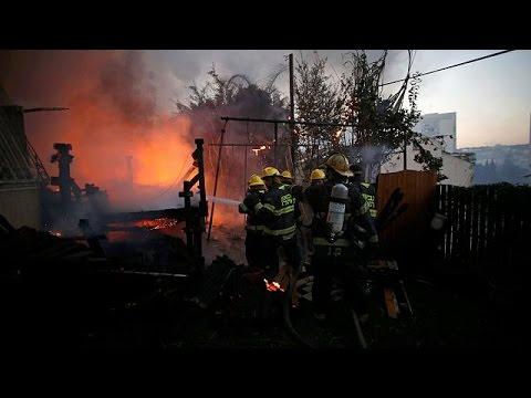 Μεγάλες πυρκαγιές σε πολλές πόλεις- Εκτιμήσεις αξιωματούχων για εμπρησμό