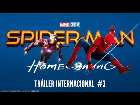 Spider-Man: Homecoming - Tráiler Internacional #3?>