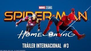 Video SPIDERMAN: HOMECOMING. Tráiler Internacional #3. En cines 28 de julio. MP3, 3GP, MP4, WEBM, AVI, FLV Mei 2017