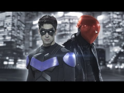 Batman: Nightwing Vs. Red Hood