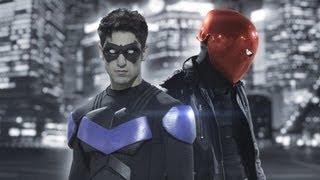 Batman: Nightwing Vs. Red Hood
